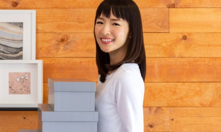 1EXCLUSIVE FOR OB MAGAZINE TIDYING UP WITH MARIE KONDO