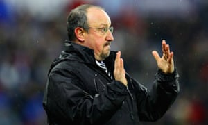 Newcastle manager Rafael Benitez has been frustrated by owner Mike Ashley's lack of spending in his three years at the club.