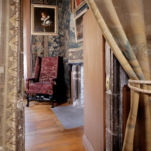 The Supper Room in Holyroodhouse