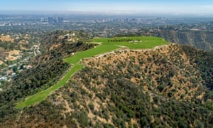 In Los Angeles, California, the 157-acre parcel known as the Mountain has sold for a mere $100,000.