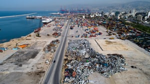 The European Union, United Nations and World Bank has drawn up a response plan to help the city recover, estimating $426 million will be needed for the first year