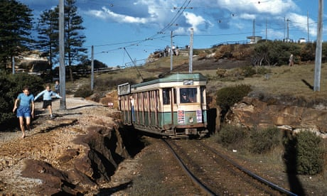 The last days of Sydney's trams – in pictures