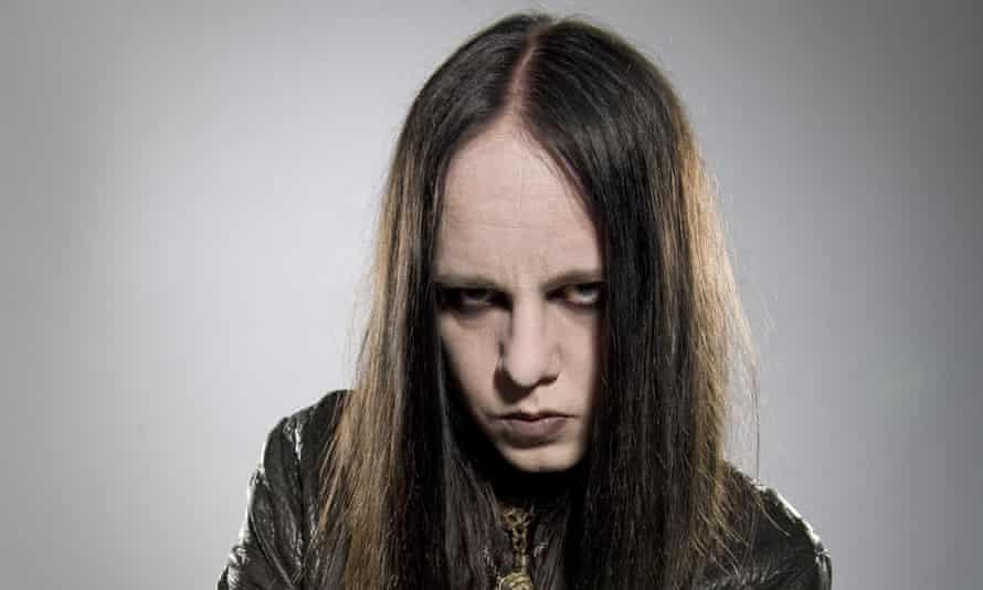 Joey Jordison as a member of Murderdolls.