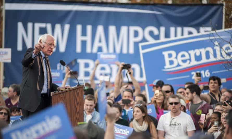 'Bernie Sanders represents a tradition of leftwing reform populism that seeks to limit the influence of big money on the political process.'