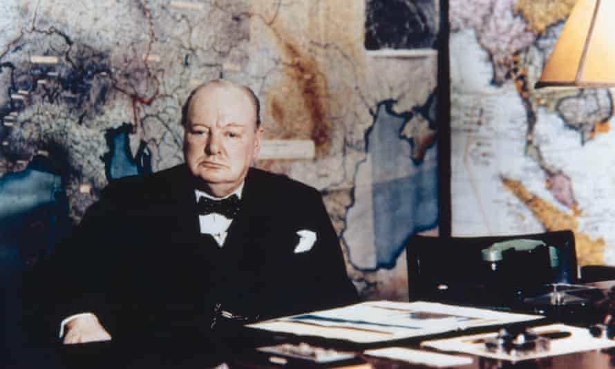 Winston Churchill – a reminder of Britain's glorious past