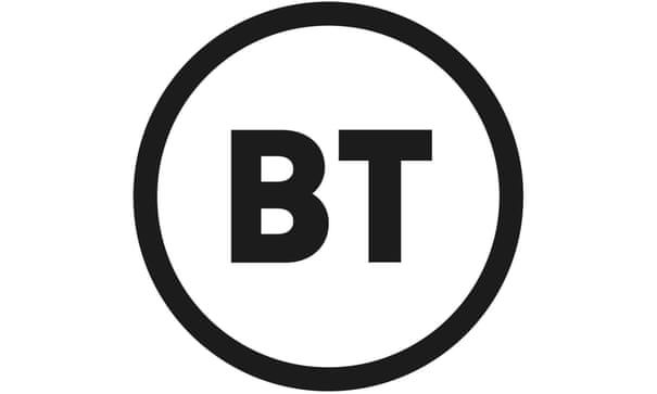 BT unveils new logo after years of work – its name in a circle
