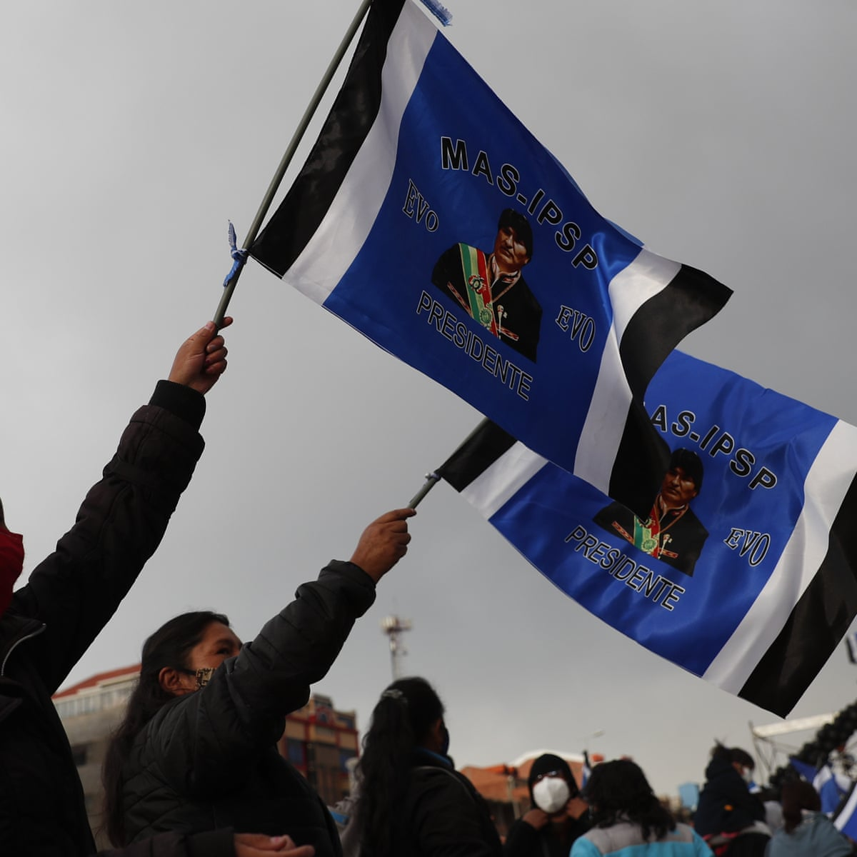 Silence Reigns On The Us Backed Coup Against Evo Morales In Bolivia Mark Weisbrot Opinion The Guardian