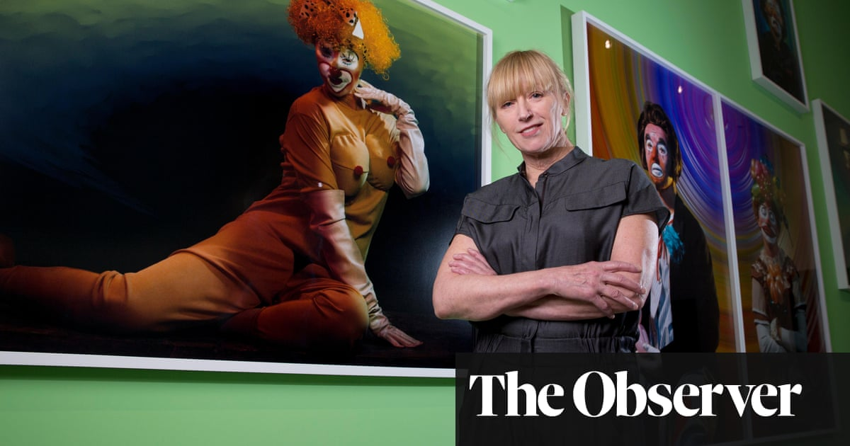 Cindy Sherman: 'Why am I in these photos?' | Art and design | The