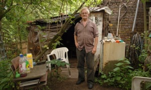 Mystery of Hampstead Heath squatter whose home inspired