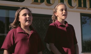 Two choir hopefuls as featured in the Australian documentary Wide Open Sky.