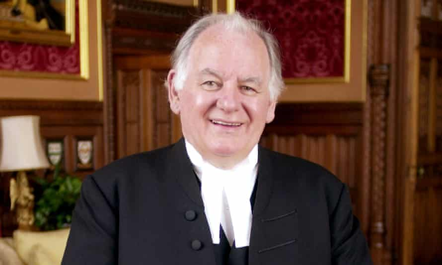 Michael Martin in 2001. He was the first Speaker to resign the post in more than 300 years over his handling of the MPs' expenses scandal.