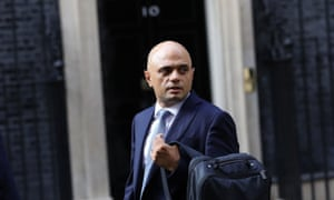 The new chancellor, Sajid Javid, had stated CDOs were appropriate for buyers aware of the risks.
