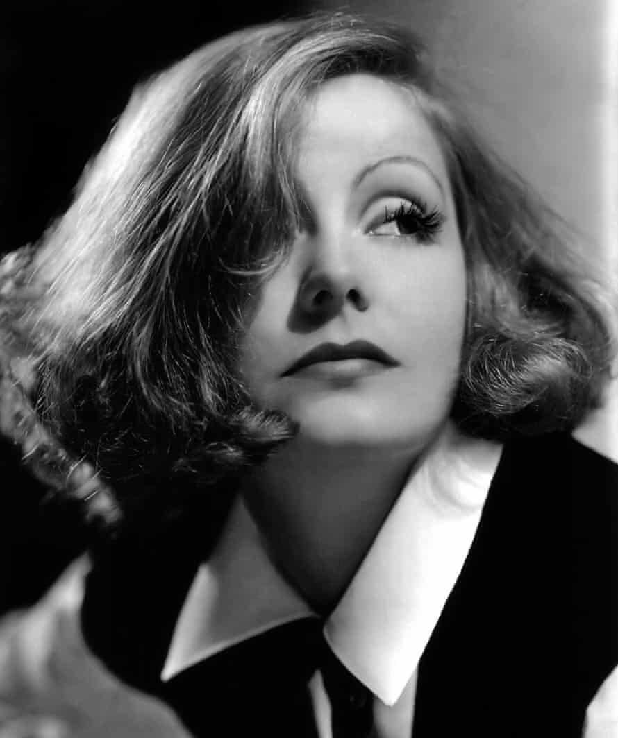 Greta Garbo u mlađim danima