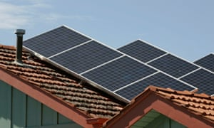 Rooftop solar in Melbourne