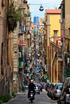 Peter SwanThis photograph was taken looking down the Via Pasquale Scura in Naples, Italy. It's a chaotic city but with lots of history and some very friendly inhabitants!MICK RYAN, JUDGE:
