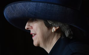 London, England Prime Minister Theresa May