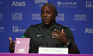 Carl Lewis: 'The reality is that there's a lot of prejudice, and a lot of prejudice is fear'