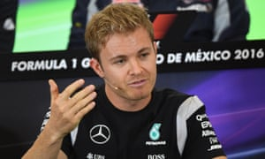 Nico Rosberg can clinch his first F1 world championship title at the Mexican Grand Prix and he doesn't care much how Bernie Ecclestone feels about that.