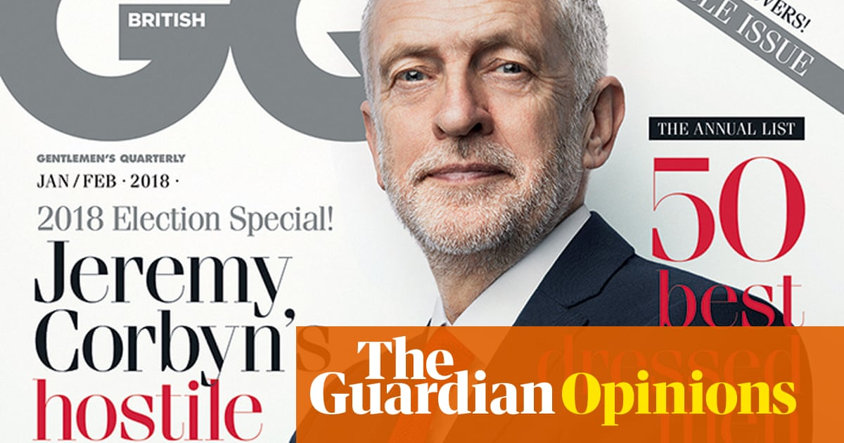685a8fe992d1 Jeremy Corbyn should have given GQ the full Mariah Carey