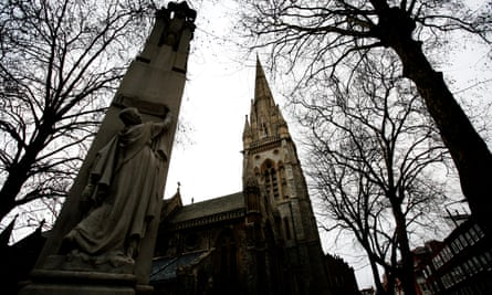 St Mary Abbots in Kensington