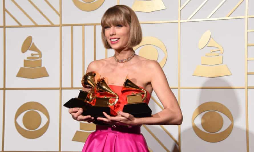 The Grammy awards, 2016.