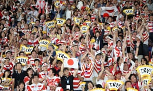 Japan's fans have taken the World Cup tournament to heart and would add to the Six Nations experience.