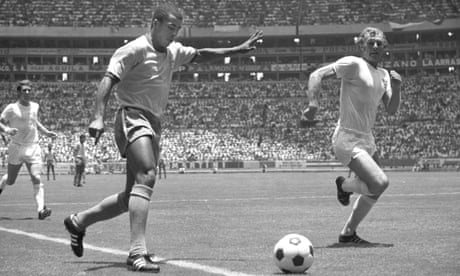 My favourite game: Bobby Moore displays his brilliance against Brazil | Tony Paley