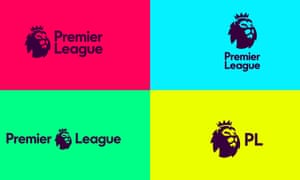 The Premier League's new 'visual identity' was launched on Tuesday.