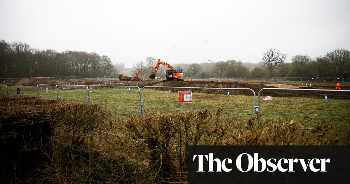 3500 - Revealed: the £12bn bill for scrapping high-speed rail link | UK news