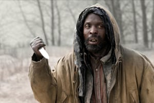 Williams plays The Thief in the film The Road, 2009