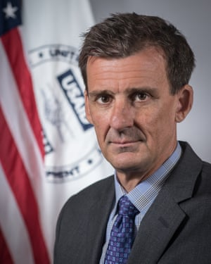 USAid chief, Dave Harden.