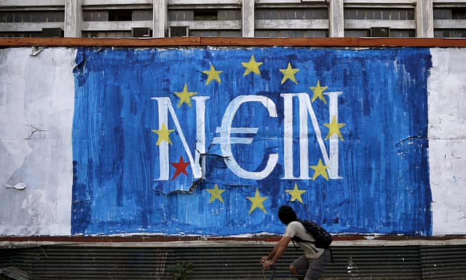 Athens N€IN mural