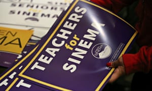 In Arizona, where more than 70,000 teachers and their supporters held a protest in April, educators made big gains at the ballot box.