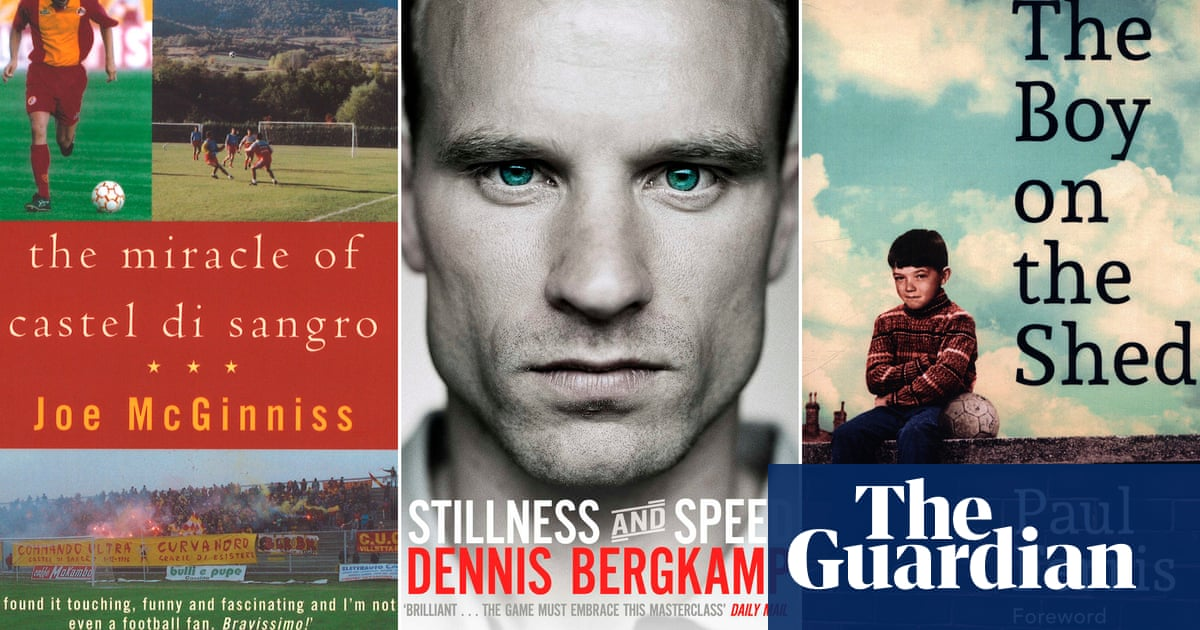 Los libros de fútbol que debes leer durante el bloqueo del coronavirus | Fútbol americano 50