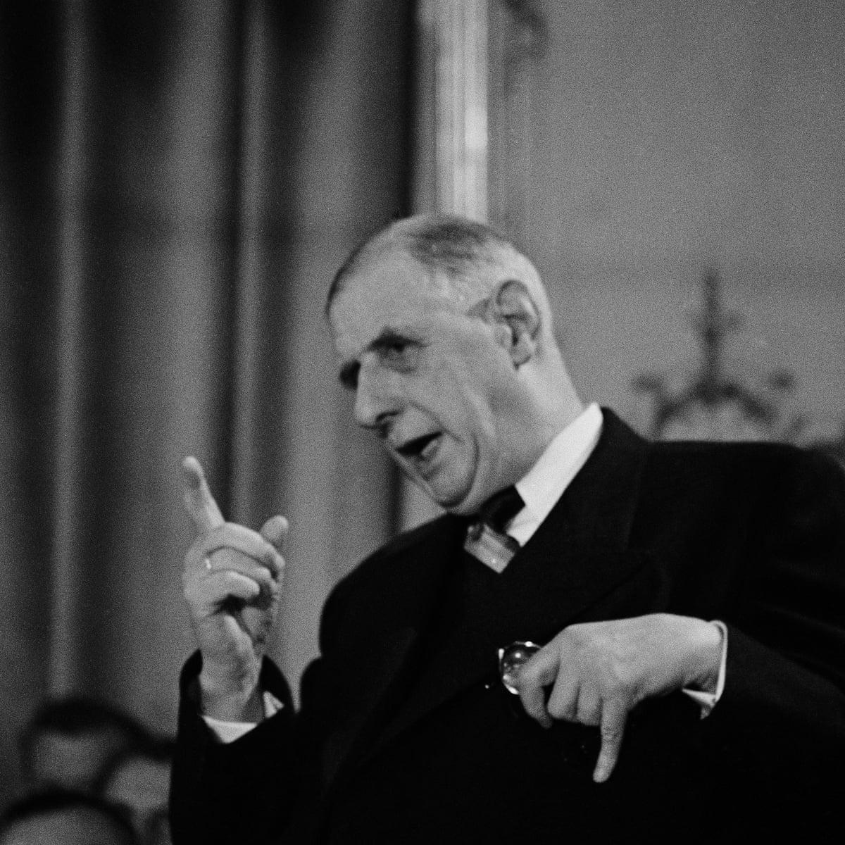 De Gaulle Returns To Power Archive June 1958 Charles De Gaulle The Guardian De Gaulle