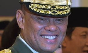 General Gatot Nurmantyo