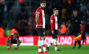 Southampton's struggles in front of goal at St Mary's continued as they failed to break down Burnley's defence.