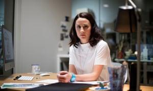 Morven Christie as Ellen in The Replacement