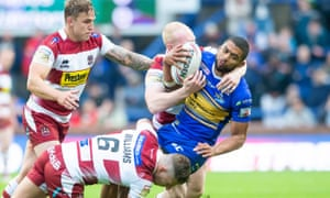 Leeds's Kallum Watkins is leaving the club early and heading for NRL's Gold Coast.