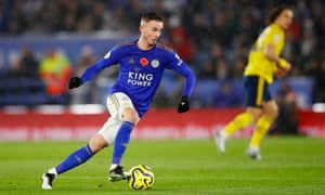 James Maddison performed well against Arsenal on Saturday and, if selected against Montenegro, could become the 1,245th England player.