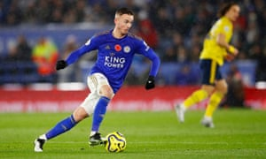 The midfield artistry of James Maddison under manager Brendan Rodgers lit up Leicester City's season so far.