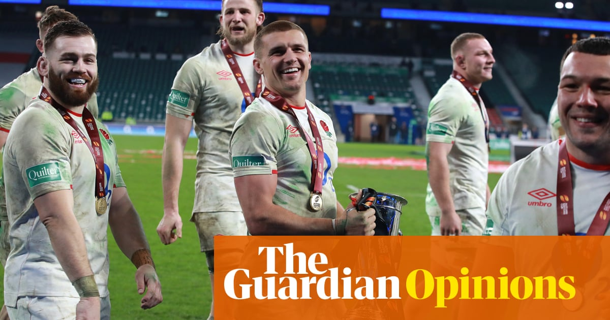 England keep on winning but Eddie Jones needs to let the genie out of the bottle | Robert Kitson