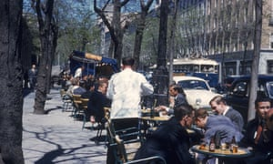 Sixties Madrid, where Berta and Tomás spend their early married life