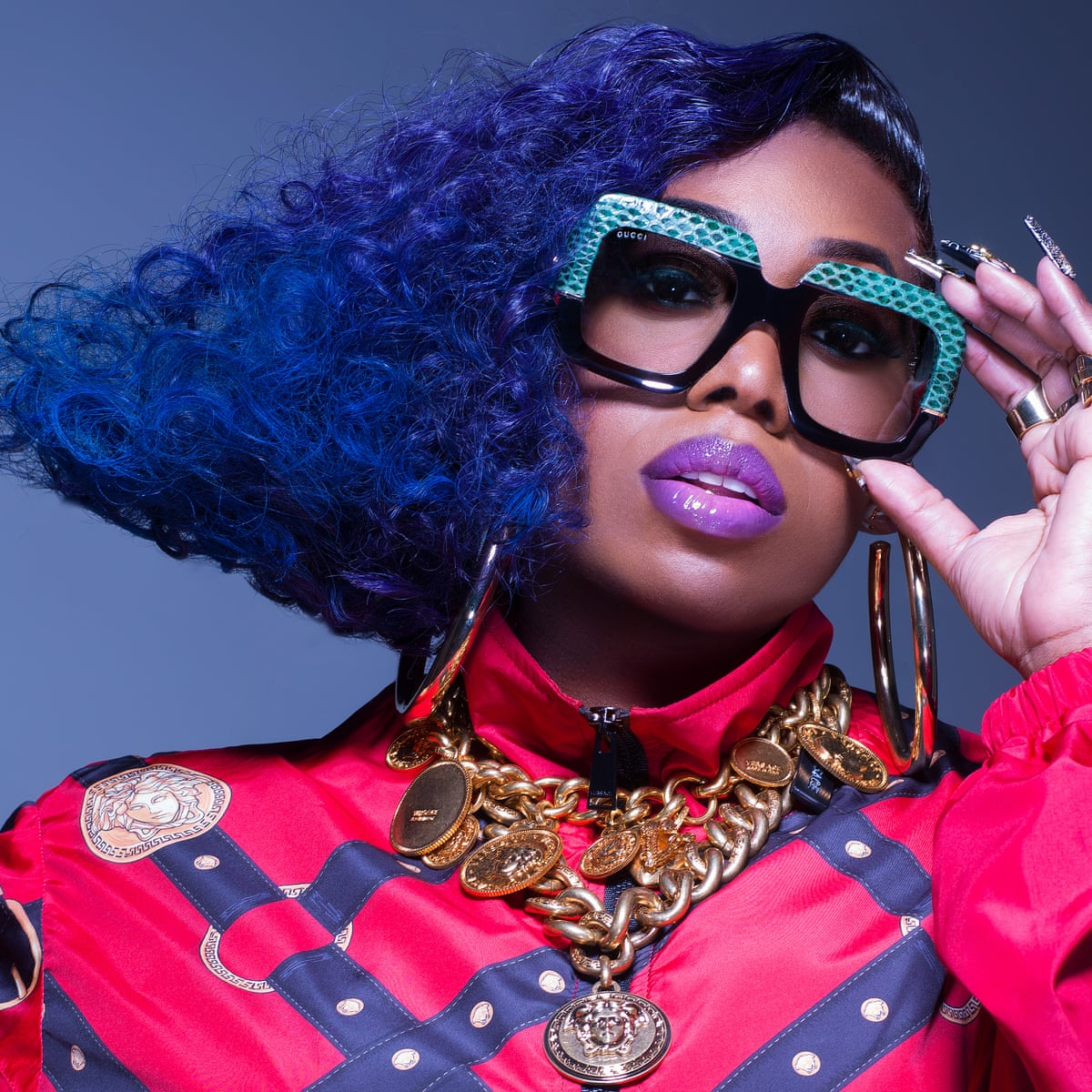 Missy Elliott Beyonce Said If I Sound Crazy Don T Put This Out Music The Guardian