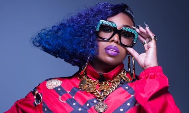 Missy Elliott – Beyoncé said: 'If I sound crazy, don't put this out!' | Music | The Guardian
