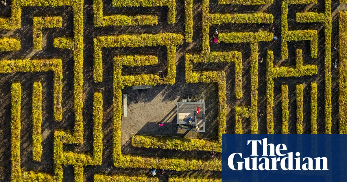 Myths monsters and the maze: how writers fell in love with the