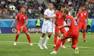 At the death, Kane guides home a header and rescues England.