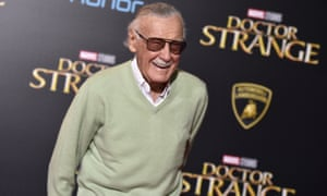 Stan Lee in 2015.
