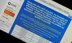 The WannaCry attack that struck on Friday has affected 47 NHS organisations