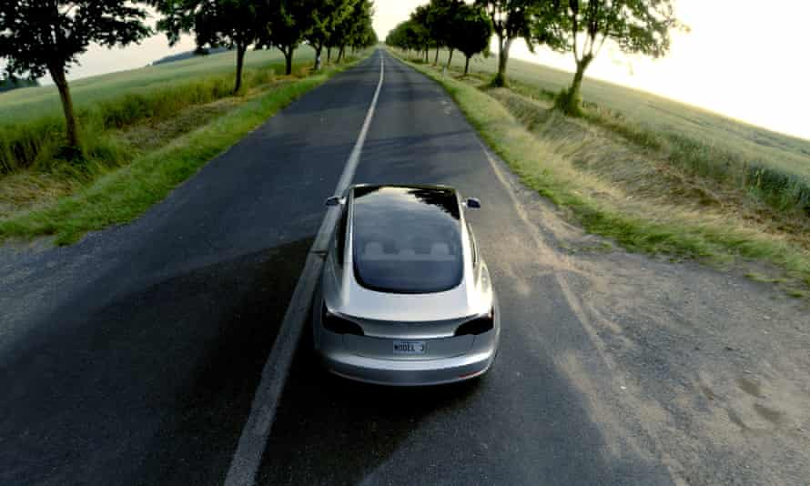The Model 3 passed regulatory requirements and was put into production two weeks early.